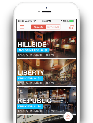 Hotspot App